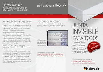 HEBROCK AIRTRONIC MAESMA DOSSIER
